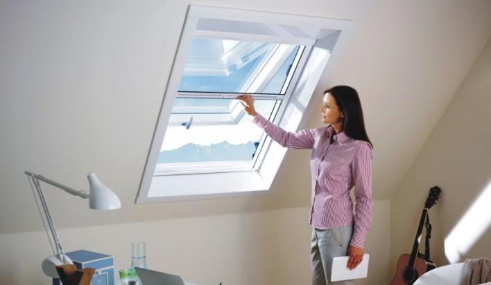 Insektenschutz Magdeburg fertigt auch Rollos für individuelle Dachfenstergrößen